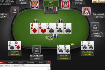 Les maxis overbet river (>x3 pot) : Comment réagir face à l'agression ?